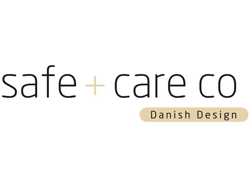 safe and care co logo