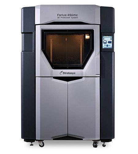 Stratasys 3D printer med ekstrem høj præcision