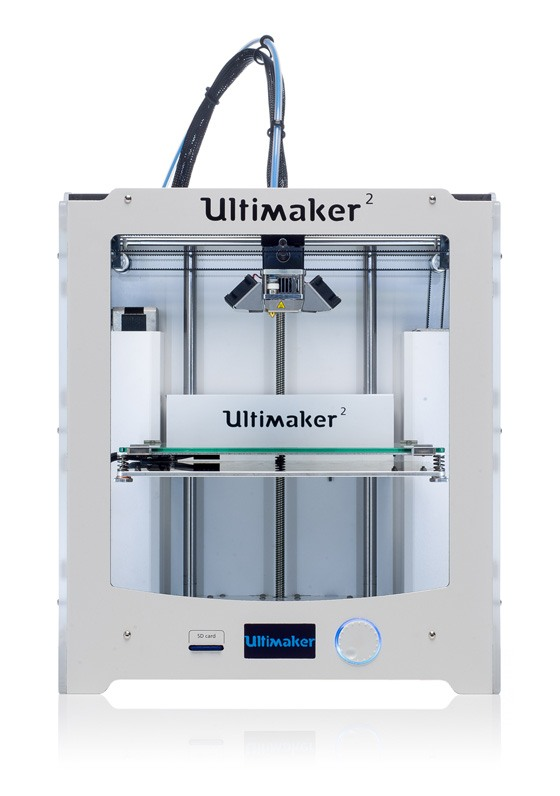 Ultimaker 2 3d printer at Doitdesign