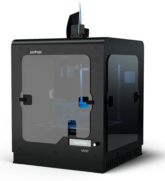 Zortrax m200 3D printer hos Doitdesign