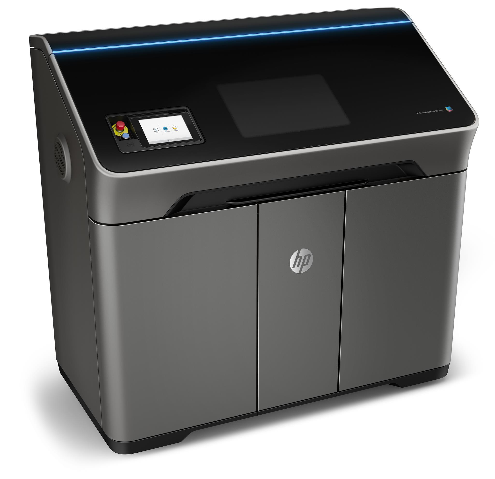 3D printer MJF HP Jet Fusion 300