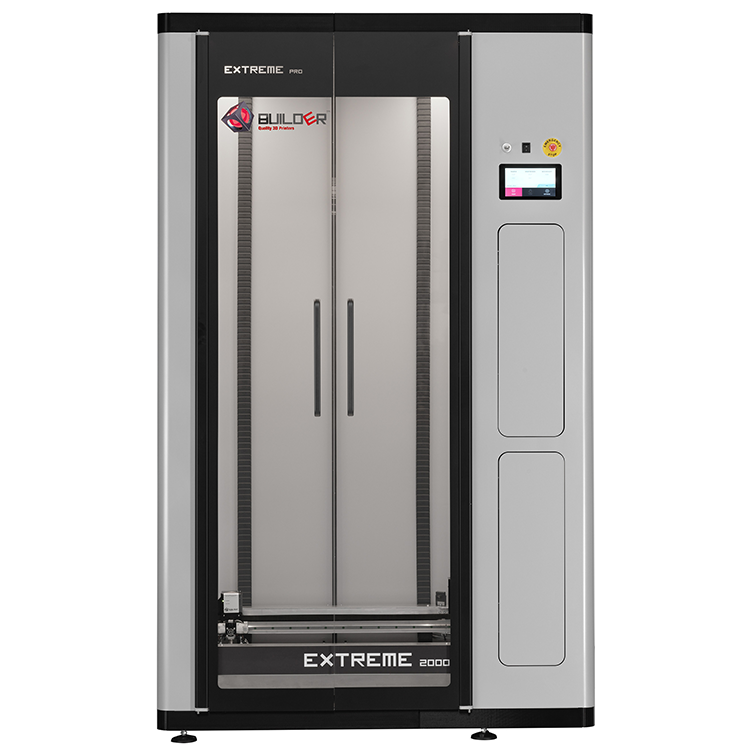 3d printer builder-extreme-2000-pro